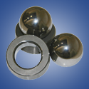 precision hardeded ball bearings